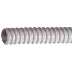 FFKSS-KW 20 10 m, Sehr leichter Kunststoff Spiralschlauch FFKSS-KW 20 10 m flexibel grau, Preis per Ring