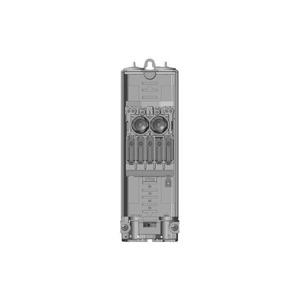 EKM-2050-2D1-5S/U (88520), Sicherungskasten EKM 2050, SK, 2D01, alle Netze, 1/2/3x5x16 mm²