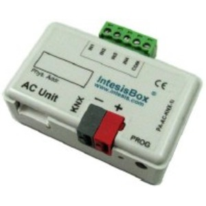 PA-RC-KNX-1i, Intesis KNX Interface für Panasonic AC mit 4 Binäreingänge
