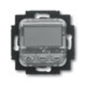 Zeitschaltuhr elektronisch f. Installationsschalterprogramme