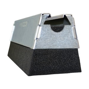 RPS50H4HD, nVent CADDY Pyramid 50 Träger aus Schaum, HD, 101 mm (4)