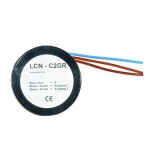 LCN - C2GR, Grundlastmodul für die Unterputzdose