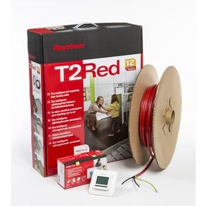 R-RD-B-37M/NRG, Fußbodenheizung System T2Red Komplettpaket  T2Red Pack 37 m Heizband