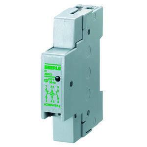 IR 49074, Installationsrelais AC 230V 50 Hz, 2 S, 16 A, Schutzart IP 40, Masse: 17,8x90x60mm