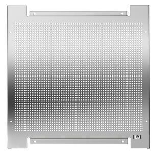 Montagelochplatte 400x400 mm Wandabstand 19 mmm