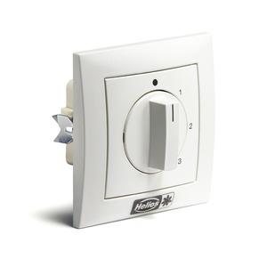 DSZ, DSZ, Drehzahl- und Betriebsschalter 4-stufig, Unterputz