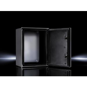 KE 9208.600, Ex-Gehäuse Kunststoff, Leergehäuse mit scharnierter Tür, BHT 600x800x300 mm