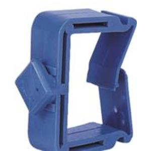 ED44P10, Drahthalter 28,5mm Packeinheit 10 Stück Zubehör CombiLine Innenausbausystem