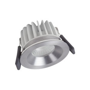SPOTFP LED FIX 8W/4000K SI DIM IP65, SPOT FIREPROOF DIM 8 W 4000 K IP65 SI