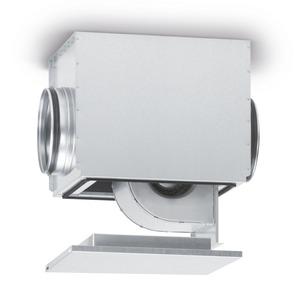 SB 250 C, SB 250 C, SILENTBOX Rohrventilator, 1 PH schallgedämpft