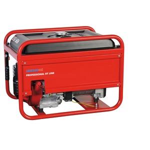 ESE 606 DHS-GT, Benzin Stromerzeuger - 7,0 kVA / 400/230 V Synchron IP 23