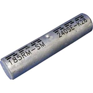 ICAL16V, Al-Pressverbinder DIN 46267 Teil 2, 16qmm rm/sm 25qmm se blank