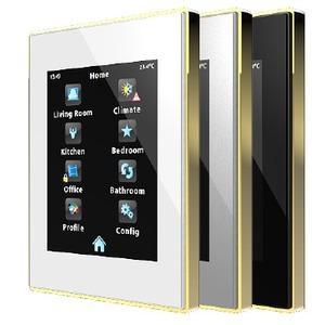 ZN1AC-UPFRGD, Upgrade Rahmen für Z41, TMD und TMD-Design, gold