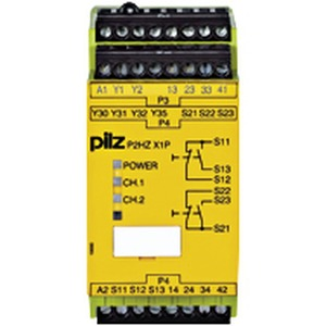 P2HZ X1P 230VAC 3n/o 1n/c 2so
