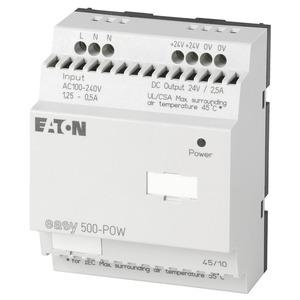 EASY500-POW, Schaltnetzgerät, 100-240VAC/24VDC, 2,5A, 1-phasig, geregelt