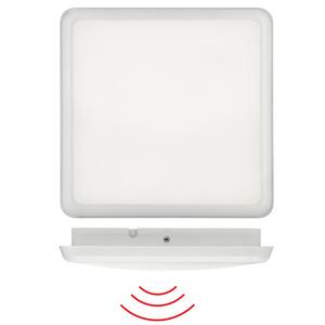 AL12-25-300-LED-3C-HF, Extrem flache LED-Leuchte zur Wand- oder Deckenmontage