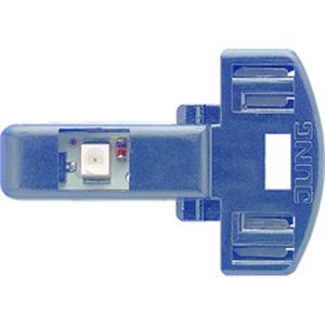 90-LED GN, LED-Leuchte, 230 V, AC/DC, Stromaufnahme: 1,1 mA, polungsunabhängig, grün