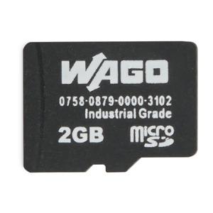 758-879/000-3102, Speicherkarte SD Micro 2 GByte