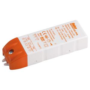 HLED RN9140, MICRO LED TRAFO 105 PFS  für LED und NV-Halogenleuchtmittel 12V~ 105Wmax. 230V/ 12V-AC, MM,