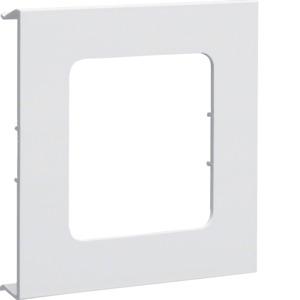 Blende 1-fach R7 PVC BRA/S OT 120 cweiß