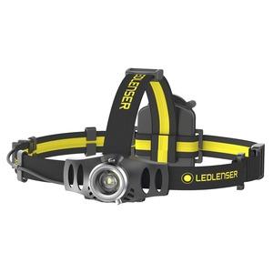 iH6R Wiederaufladbare und dimmbare Profi-Stirnlampe