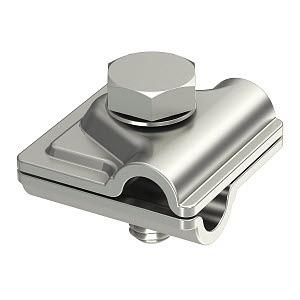 249 8-10 VA, Schnellverbinder Vario 8-10mm, V2A, 1.4301