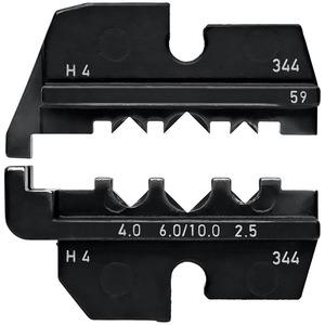 97 49 68, Einsätze für Crimp-Systemzange und eCrimp für Tyco Solarlok 2,5 / 4 / 6 mm²