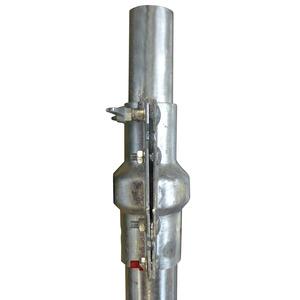 Schiebemast 60/48 mm Länge 5,8 m