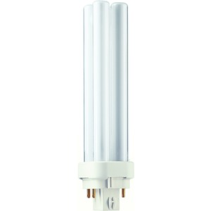 MASTER PL-C Xtra 18W/840/4P 1CT/5X10BOX, Kompaktleuchtstofflampe MASTER PL-C XTRA 18W 840 4P