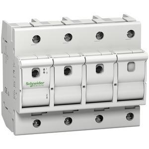 Sicherungs-Lasttrennschalter D01, 3P+N, 10A
