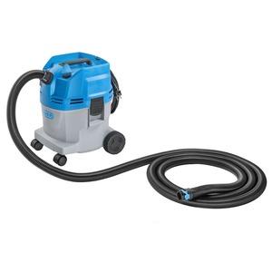 BSS 306L, Handlicher und Ergonomischer Reinigungssauger Nass-/Trocken im Kompaktformat mit Steckdose für Elektrowerkzeuge und manueller Filter-Abreinigung, 1350 Watt