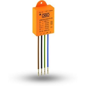 ÜSM-20-230I1P+PE, Überspannungsschutzmodul für LED-Leuchten mit 1 Phase 230V