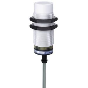 XT2-Kap. Näherungsschalter, zylindrisch M30, Kunststoff, Sn 15mm, 2m Kabel