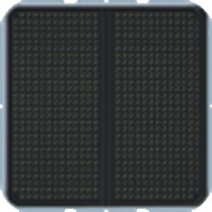 LSM CD 4 SW, Lautsprechermodul, ca. 2,5 W, 4 Ohm, 120 bis 15000Hz (-10dB)