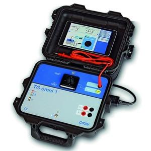Gerätetester TG omni 1 VDE 0701-0702 Tablet Fernsteuerung