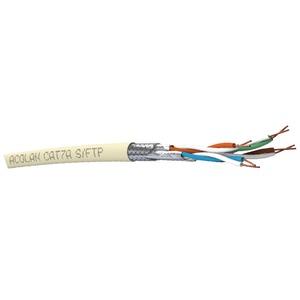 ACOLAN FIREPROTECT 1200 S/FTP SPX LSOH 4P Cat 7A 1200 MHz flammwidrig halogenfrei Cca-s1,d2,a1 500 m elfenbein