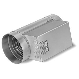 EHR-R 6/250, EHR-R 6/250, Elektro-Heizregister 6 KW 400 V, für Rohrdurchm. 250 mm