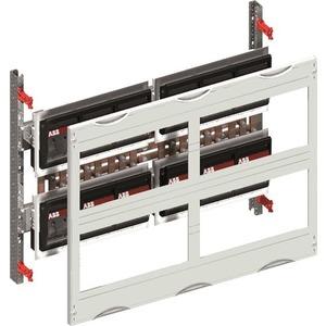 MT236B, Sicherungslasttrennschalter-Modul 2RE / BH000, 2FB, inkl. 4x NH00 Trenner