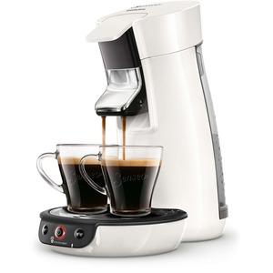 HD6563/00, Senseo NEW Viva Café mit Kaffee-Boost, Crema Plus weiß