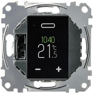 Programmierbarer Universal Temperaturregler-Einsatz mit Touch-Display