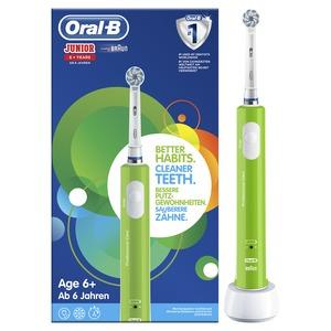 Junior Green, Oral-B Junior Green, grün