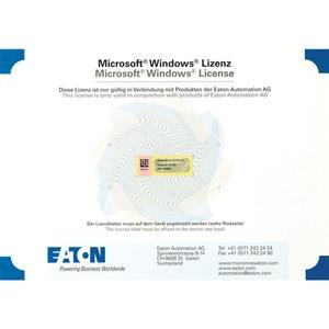 LIC-OS-CE50-C, Lizenz Windows CE 5.0 Core