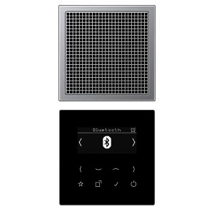 DAB AL1 BT, Smart Radio DAB+ Bluetooth, Display, Set Mono, 1 Lautsprecher