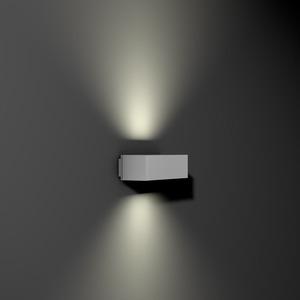 Wandleuchte LED/6x1,1W-ww 92x250x70, Up+Down, 350 lm