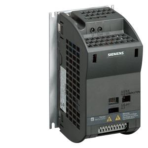 6SL3211-0KB17-5BA1, SINAMICS G110, IP20 / UL open type, FSA, B, 1 AC 200-240 V, 0,75 kW