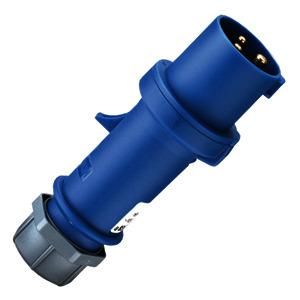 CEE-Stecker ProTOP 230V/16A, 3-polig, 6h, 148 A