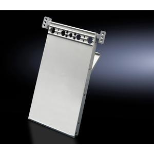 PS 4120.000, Schaltplanpult, für Schrank TS/SE/CM/TPPC, Breite 210 mm, ähnlich RAL 7035