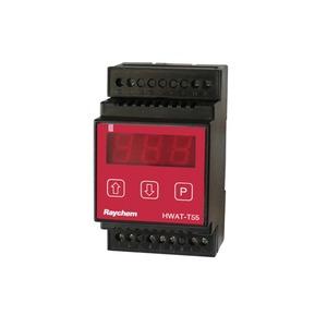 HWAT-T55, Thermostat TYP HWAT-T55 DIN -Rail im Schaltschrank