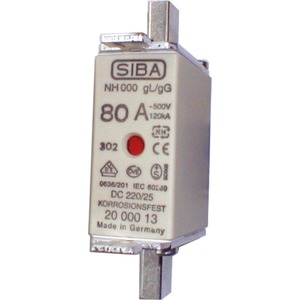 NH000 50A gG 500V