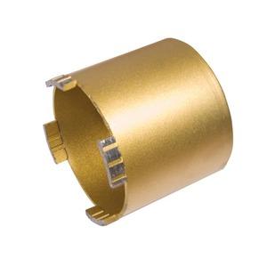 DIA-TROCKENBOHRKRONE 82RD GOLD H.O. F. BDB824, DIA-TROCKENBOHRKRONE 82MM GOLD H.O. F. BDB824